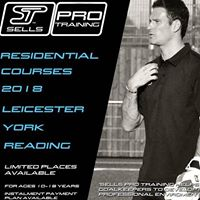 Goalkeeper Residential Courses