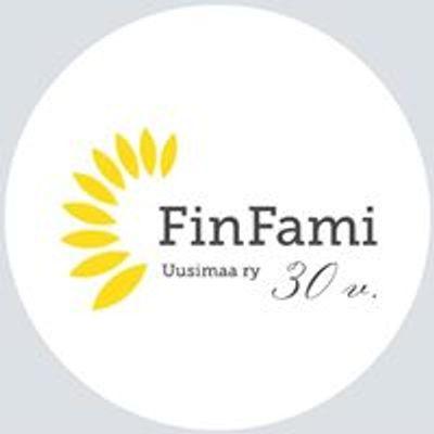 FinFami Uusimaa ry - Omaiset mielenterveyden tukena