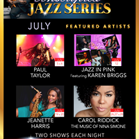 Unscripted Jazz Series