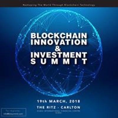 Blockchain Innovation and Investment Summit