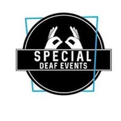 Special Deaf  Events