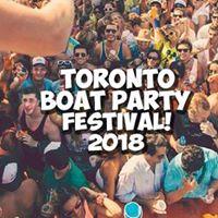 Toronto Boat Party Festival