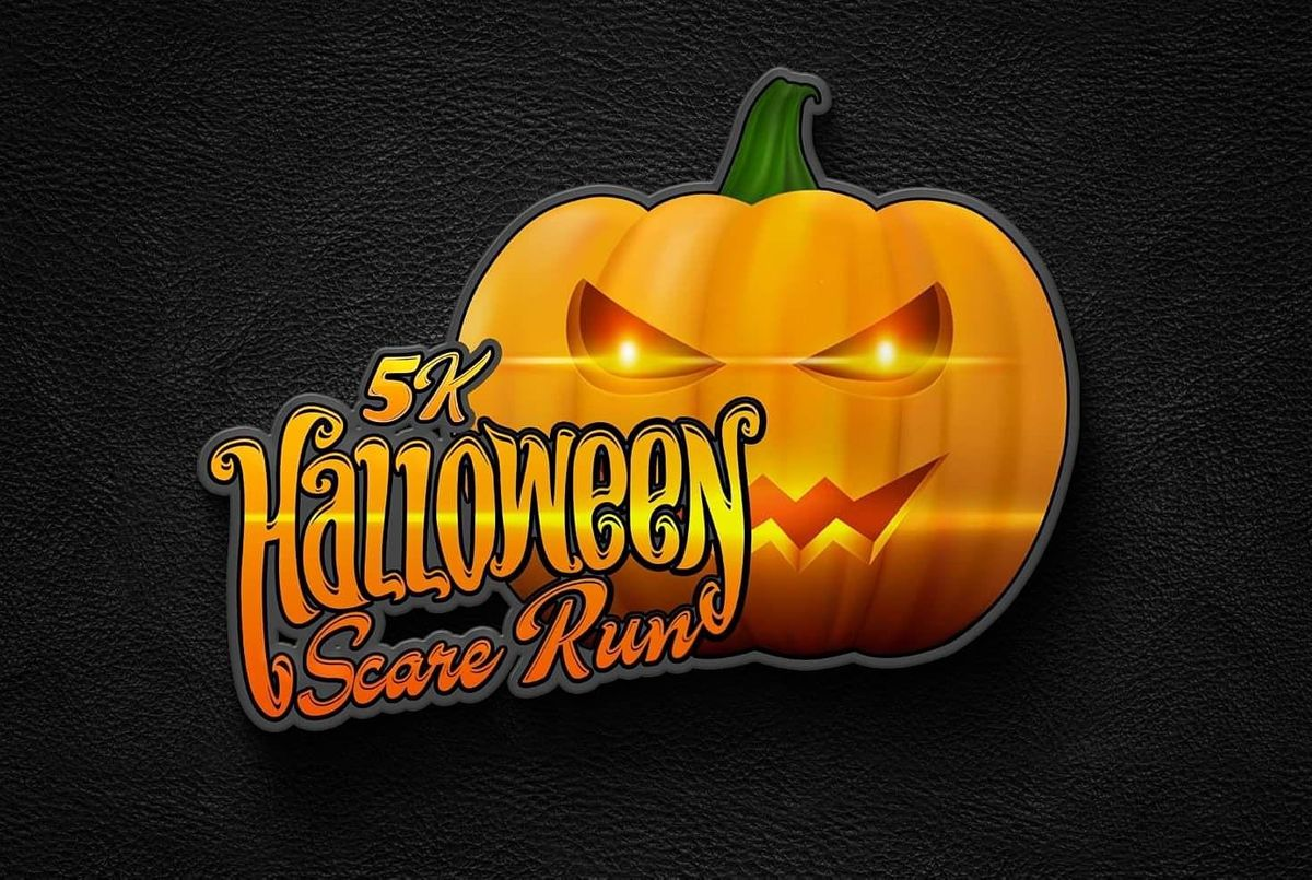 Halloween Scare Run 5k Race and After Party