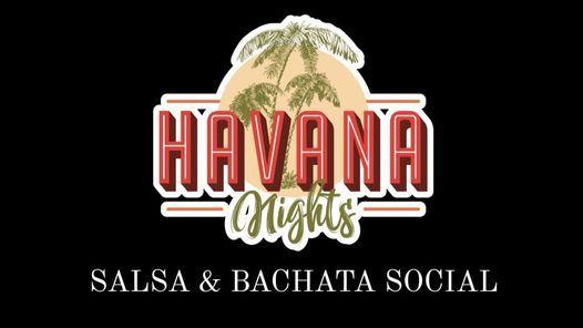 Salsa & Bachata Social 50\/50
