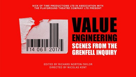 Grenfell: Value Engineering \u2013 Scenes From The Inquiry