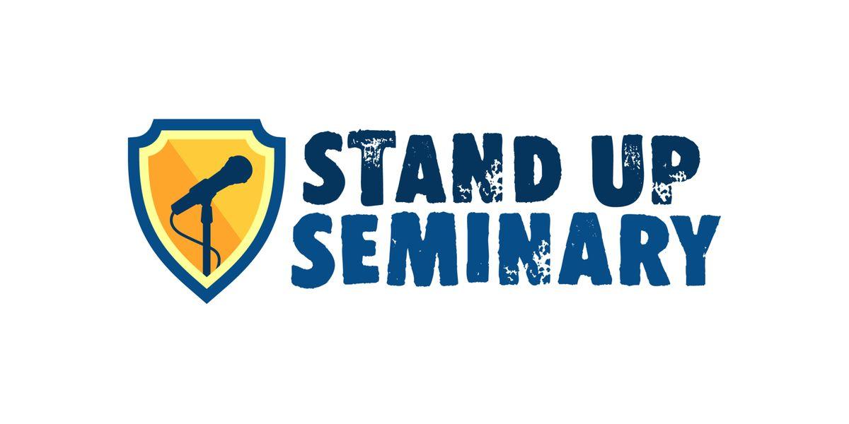 Standup Seminary TUESDAYS \/\/ November 2 - December 7