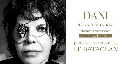 Dani - Le Bataclan - 30.09.21