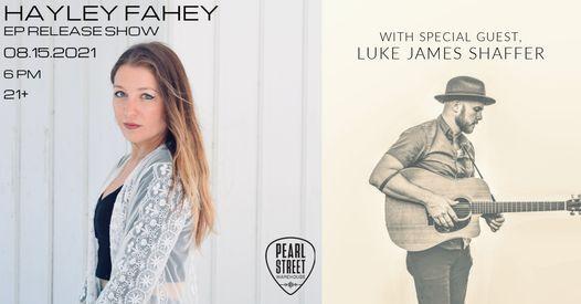 Hayley Fahey - EP Release Concert