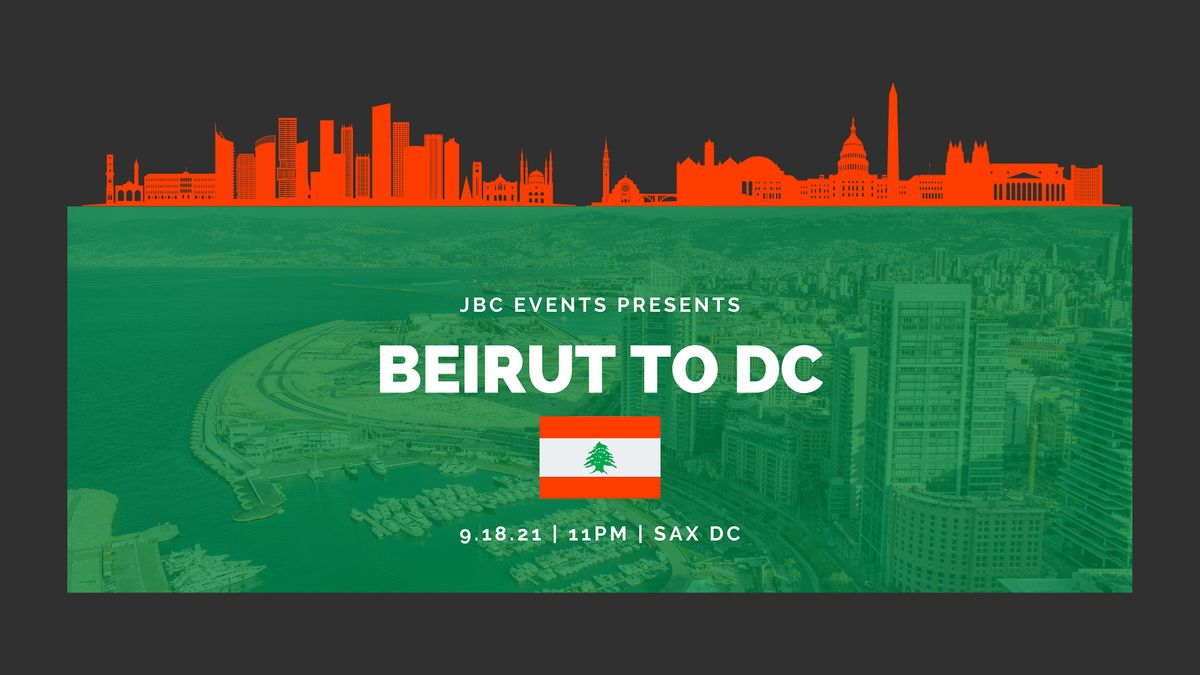 Beirut to DC: Travel the World With JBC