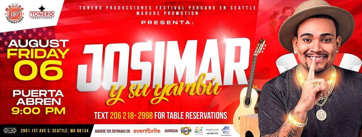 Josimar y su Yambu directo from  Peru