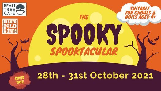The Spooky Spooktacular! (Bean Tree Cafe & Sensory Garden in Page Park, Staple Hill (BS16 5LB)