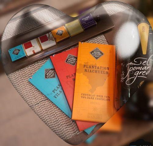 Cata de chocolates por or\u00edgenes de procedencia de cacao. Precio:18 \u20ac