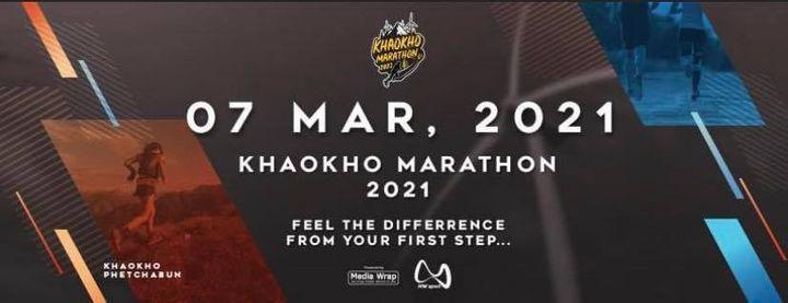 Khaokho Marathon 2021