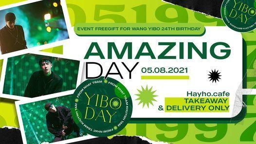 Amazing Day, YIBO DAY