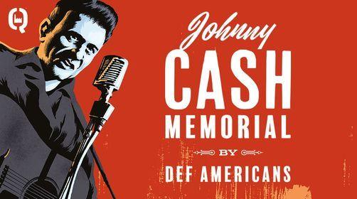 Def Americans - Johnny Cash Memorial Show \/ Q-Factory Amsterdam