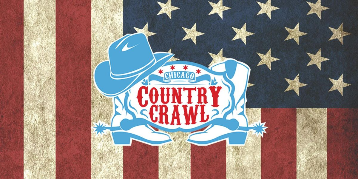 Chicago Country Crawl - Country Themed Bar Crawl in Wrigleyville