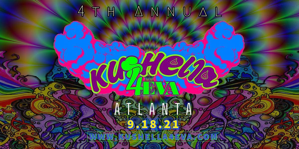 4th Annual Kushella 4 Eva Music Festival + Bonfire