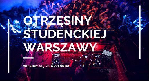 Otrz\u0119siny Studenckiej Warszawy 2021