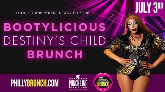 Destiny's Child Brunch by Burd Events