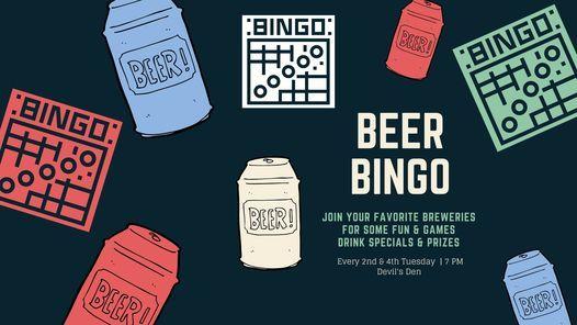 Beer Bingo with Troegs' Brewing