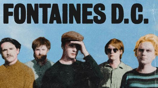 Extra Date \/\/ Fontaines D.C. - Live at The Iveagh Gardens