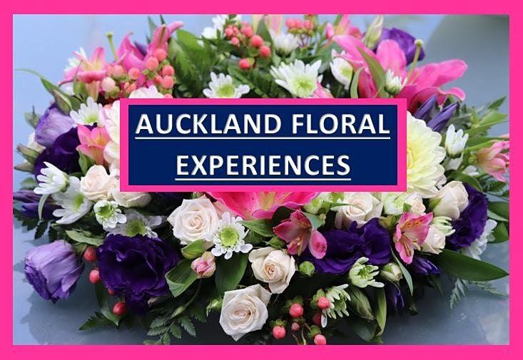 FLOWER WORKSHOP & ORCHID NURSERY TOUR