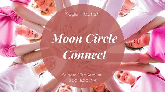 Moon Circle Connect