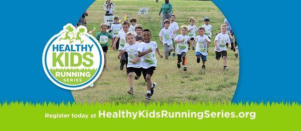Healthy Kids Running Series, Run 1 of 5