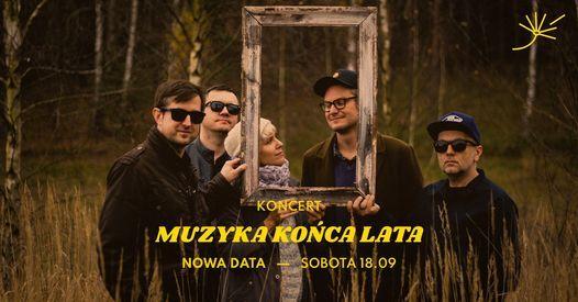 ZMIANA TERMINU 18.09: Muzyka Ko\u0144ca Lata   koncert w Letnisku \u017boliborz
