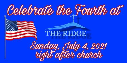 Fourth of July at The Ridge