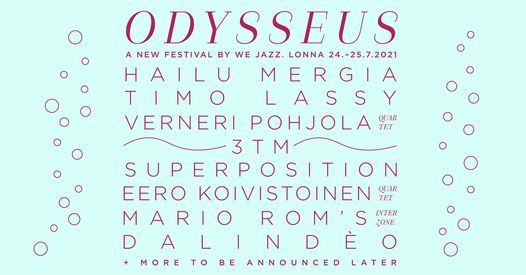 Live Odysseus 2021