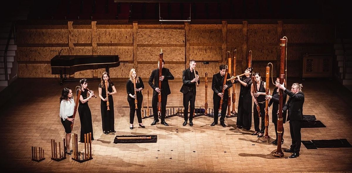 Sit Fast concert: De Orpheus van Amsterdam - The Royal Wind Music + Academy