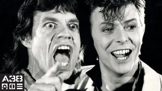 Bowie and friends vol4: Mick Jagger