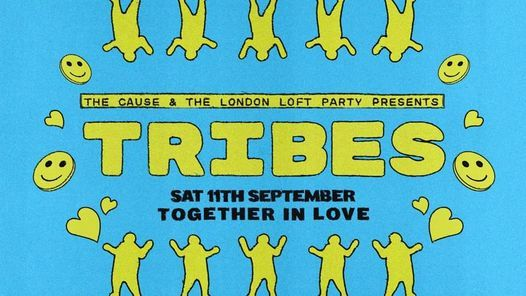 Tribes:  Together In Love