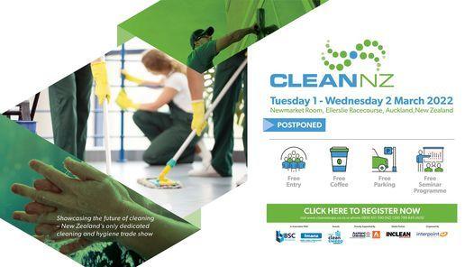 CLEAN NZ EXPO - Auckland, New Zealand