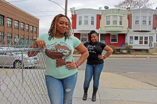 Loc'd Ladies Link Up - Philly