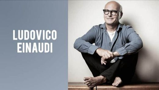 Ludovico Einaudi in Moscow