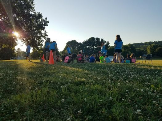 Vacation Bible School with First Baptist Church of Phillipsburg