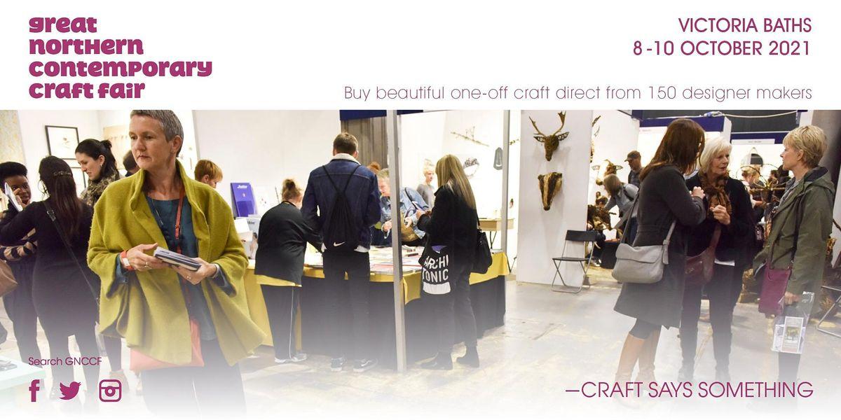 Great Northern Contemporary Craft Fair, Victoria Baths, Manchester