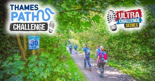 Thames Path Challenge 2021