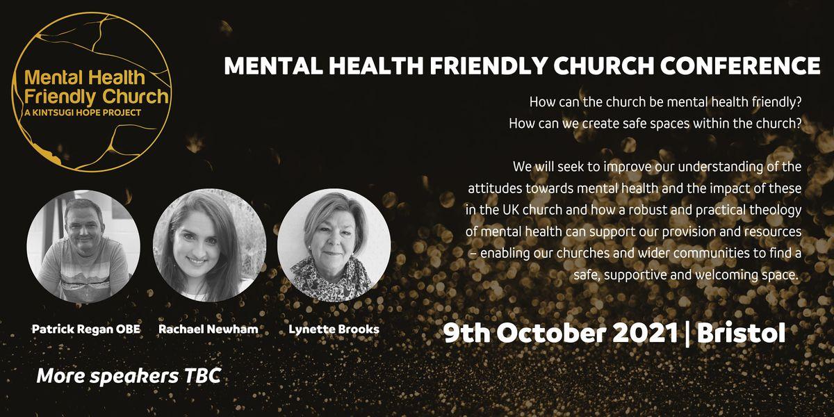 Mental Health Friendly Church Conference | Bristol