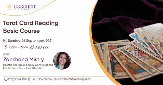 Tarot card reading Basic Course with Zankhana Mistry