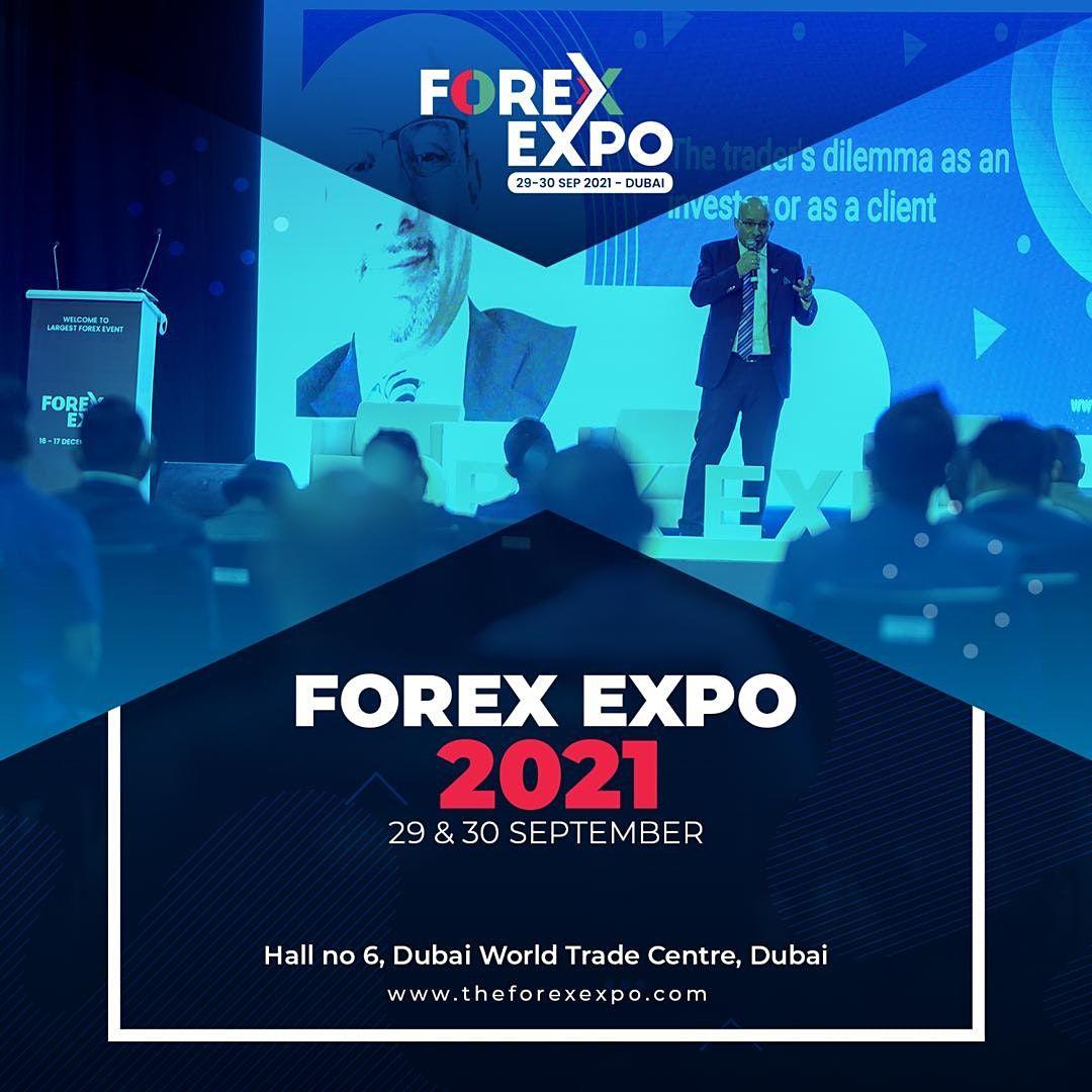 Forex Expo Dubai 2021
