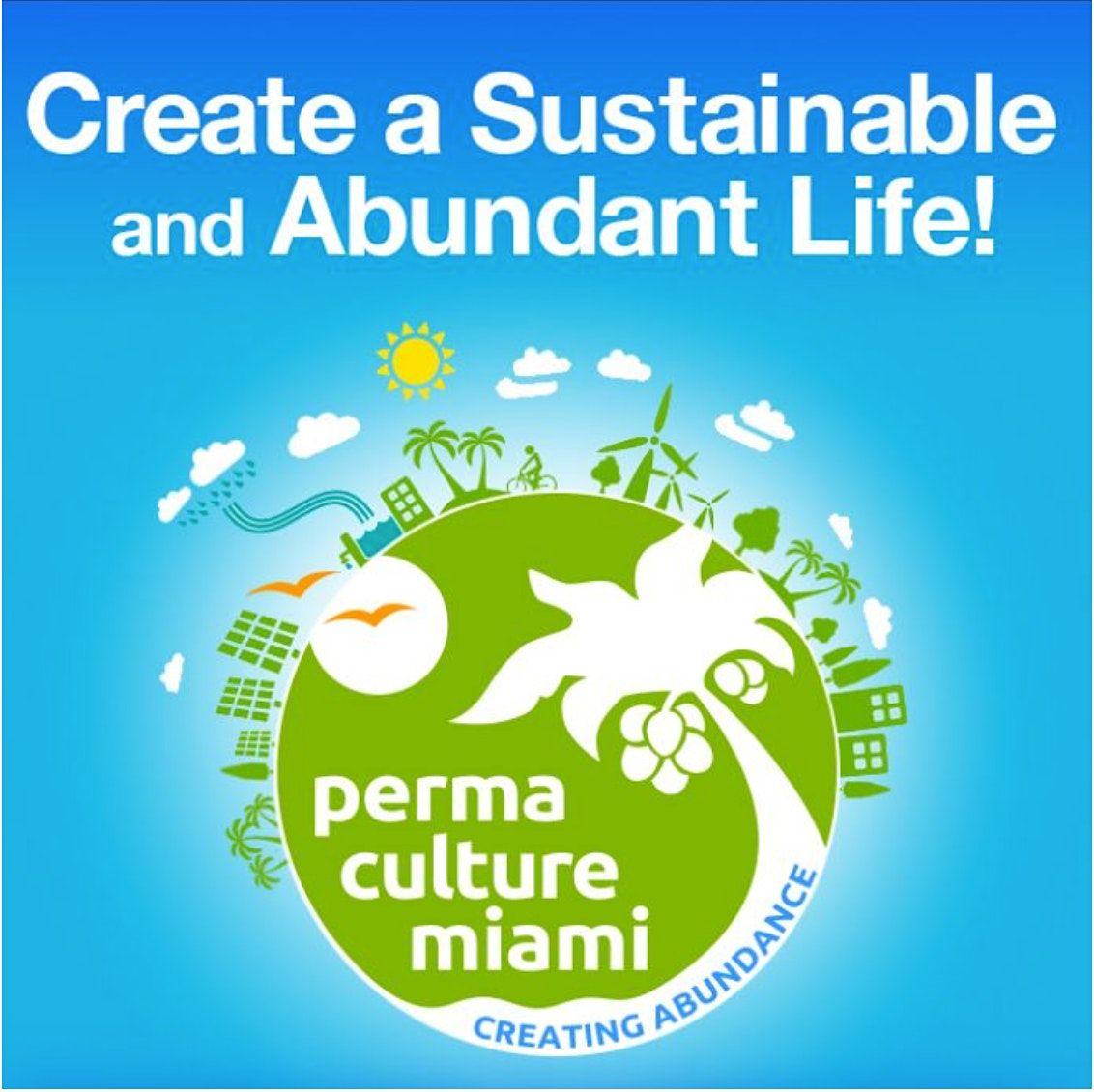 Permaculture Design Course Miami South Florida