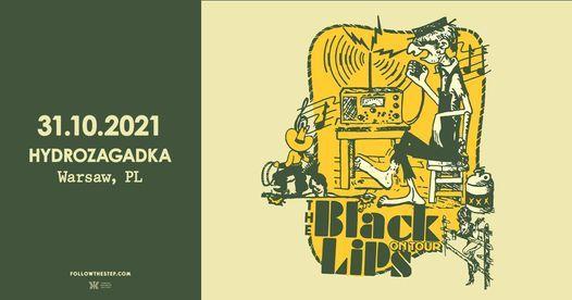 The Black Lips \u2022 31 pa\u017adziernika 2021 \u2022 Warszawa