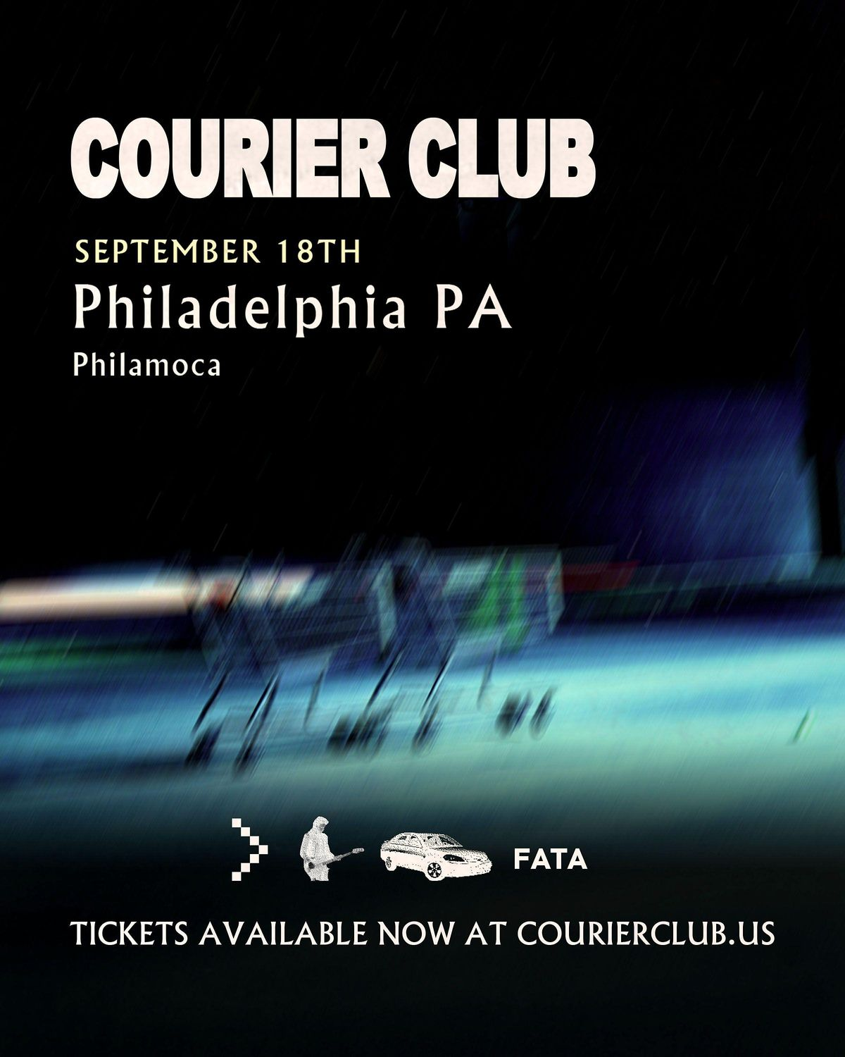 Courier Club