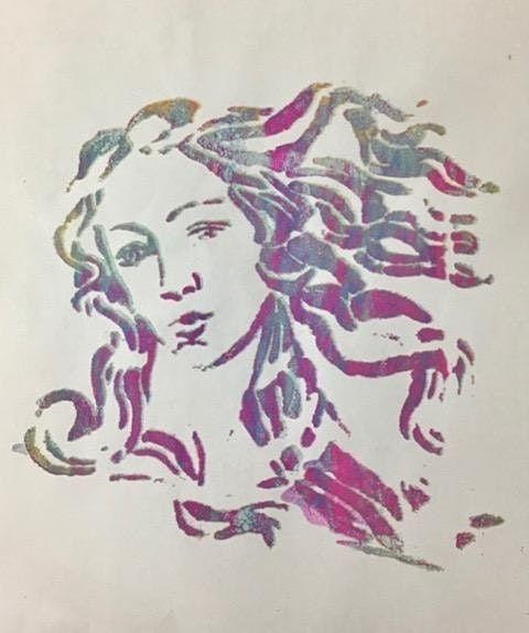 Printmaking Class with  Lori Raggio