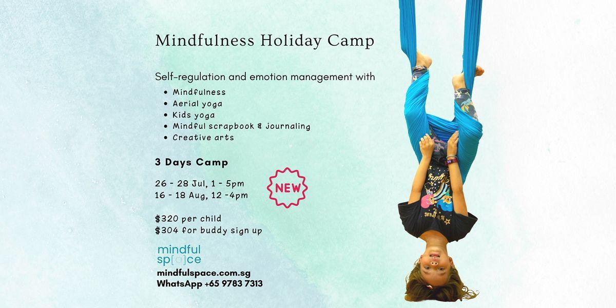 Mindfulness Holiday Camp