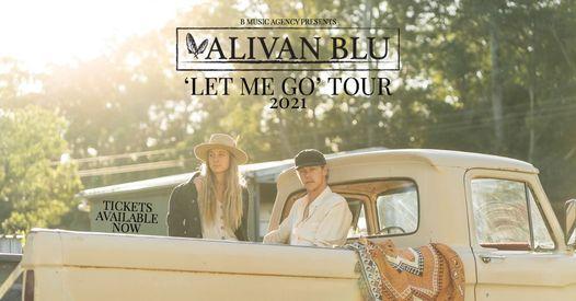 ALIVAN BLU 'LET ME GO TOUR - JIVE BAR