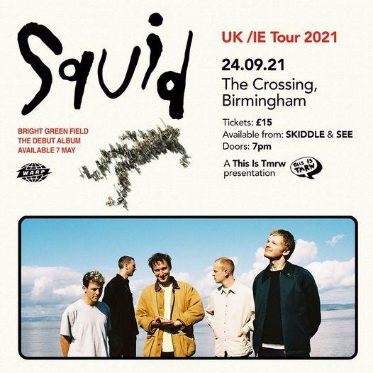 Squid *30 tickets left*